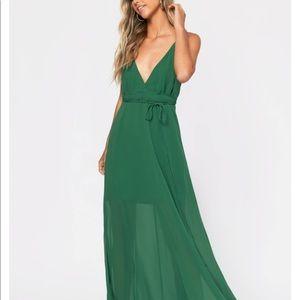 Tobi Dresses - Open Back Maxi Dress